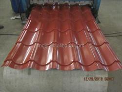 glazed roofing tile