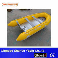 pvc boat inflatable rescue boat for sale