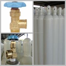 alta pressione in acciaio senza saldatura gas medicali cilindro piccola bombola di ossigeno portatile