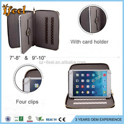 wholesale shock proof PU leather tablet case bag for ipad mini 2
