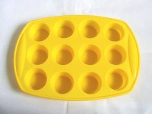 2014 hot sale silicone rubber cook cake mold
