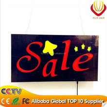 Manufactory directly sale storefront acrylic letter resin led sign with cheap price