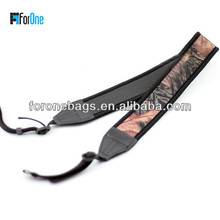 Fashional camo neck strap/neck strap for hanging camera/neck strap for hunting