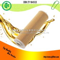 New Types of Oil Filter 271 184 05 25