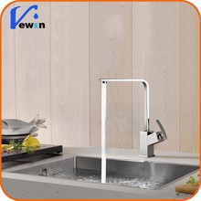 Good Quality Single Hole Chrome Plated L Shape Brass Kitchen Sink Faucet