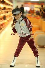 loveslf nuevo estilo de ropa para niños al por mayor