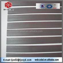 Metal Building Materials galvanized steel Serrated Flat Bar for construction and grating