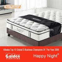 10 years Golden supplier Hot sael Comfortable Spring Mattress