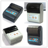 58 mm Mini bluetooth thermal printer mobile thermal receipt printer