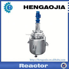 san resin production equipment reactor
