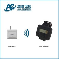 Hot selling wireless hospital paging system emergency call device