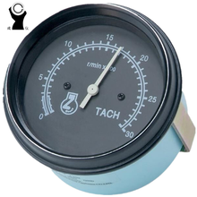 high quality rpm meter for diesel ,car,auto gauge tachometer