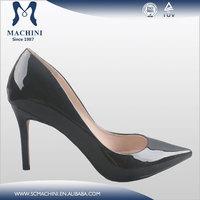 Famous brand new design high heel italian shoes women