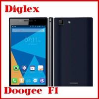 2015 Original DOOGEE DG750 DG TURBO MINI F1 Android phone unlocked smartphone gsm 3g wcdma dual sim 8MP camera wifi Phone