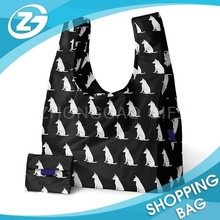 Strong Foldable Shopping Bag Polyester