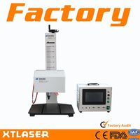 Portable computer control engraving machine, serial number stamping machine and printing machine