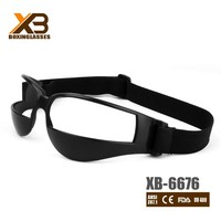dribbling aid basketball training glasses without lens