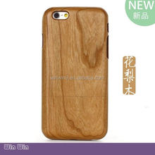 Nature wood China Newest mobile phone accessories, cherry wood cases