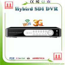 Marvio SDI 8004 Series DVR home security system h.264 professional hvr Client in Dubai