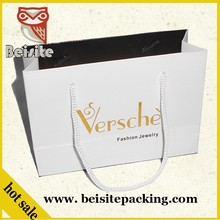 cute paper bag shopping bag,luxury shopping bag with logo