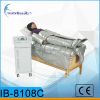 Air Pressure and Infrared Thermal Slimming beauty