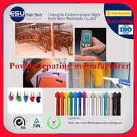 Same Akzo Nobel quality industry appliance paint powder coating exported factory