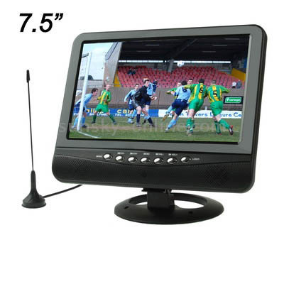 Телевизор For other 7,5/tft LCD SD/MMC USB