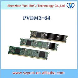 Original CISCO PVDM3 Voice DSP Module PVDM3-64