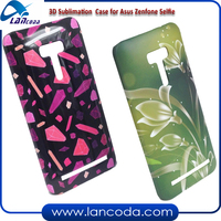 Various Models 3d Sublimation Phone Case for asus ZenFone selfie
