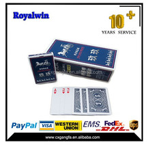 Customized Advertising magic Playing Cards,Customized plastic Poker Card