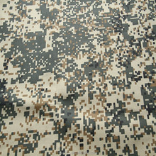 digital printing army camouflage textile woven cotton fabric