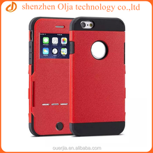 Olja smart flip cover case for iphone 5 for iphone 5 case for various mobile phone