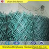 Factory Diamond Galvanized Chain Link Wire Mesh Fence
