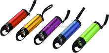 Factory direct selling 9Led Aluminum Torch with opener,Led flashlight torches,Aluminum Flashilight,MIni Torch with opener