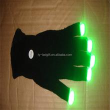 LED flashing LED gloves gloves gloves performance