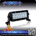 Brillante Aurora LED 6 pulgadas lucz de posición dual para camiones