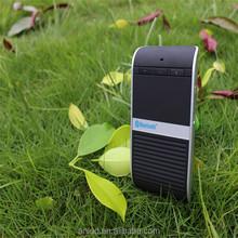 Novelty technologic ALD68 Solar charging handsfree phone call bluetooth car adapter