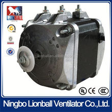 With 35 years experience YJF shaded pole 26mm water heater motor evaporator fan motor for refrigerator 220v single phase motor