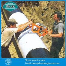 buried tape for pipe corrosion protection