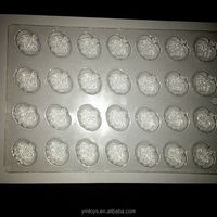 New!28 pumpkin heads, Halloween dies ,diy cake decorating chocolate fondant molds,PET,QM125