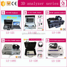 Original Russian 3D NLS Body Health Analyzer, 3D Scanner Price