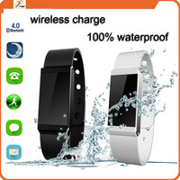 2015 alibaba express new products silicon wristband for iOS mobile phone