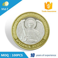 Customized deisgn souvenir Copper coin