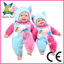 """24""""New style 16kinds of baby doll for children play"""