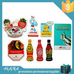 Fashionable hot sell pvc wholesale blank fridge magnets