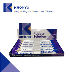 KRONYO solution for rubber self adhesive rubber vulcanizing rubber glue
