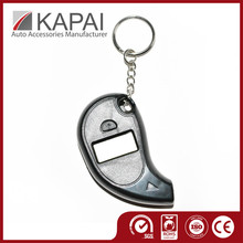 New Design High Definition Pressure Digital Talking Tire Gauge Keychain