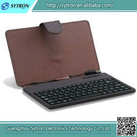 High quality alibaba china wholesale 13.3 inch tablet pc leather keyboard case