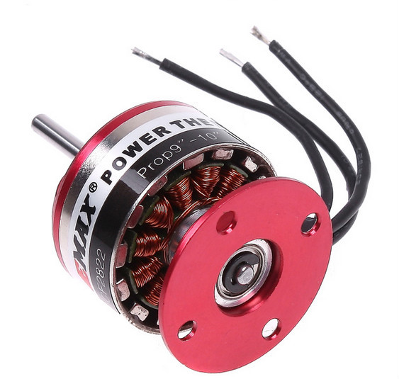 Emax CF2822 1200KV Outrunner Brushless Motor for RC Aircraft Helicopter part