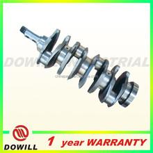 6BT crankshaft, 6 cylinder crankshaft, mechanical engine parts